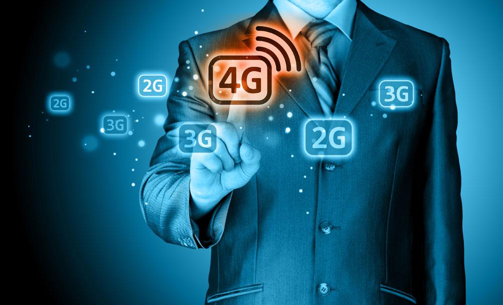اینترنت نسل چهارم (4G)