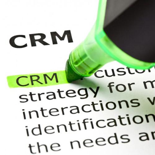 نرم افزار مدیریت ارتباط با مشتری CRM و منابع انسانی