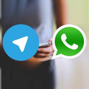 مقایسه Telegram و WhatsApp، کدام یک پیام رسان بهتری است؟