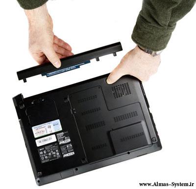 نکاتی برای افزایش عمر مفید باتری لپ تاپ