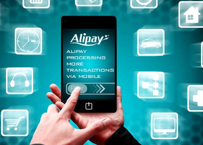 سرویس Alipay