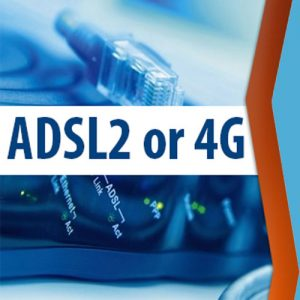 کدامیک را انتخاب کنیم، اینترنت ADSL یا اینترنت همراه 4G !!