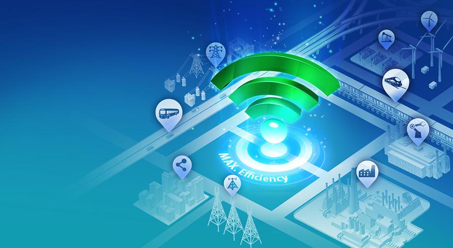 اینترنت Wireless، یکی از روش های اتصال به اینترنت پرسرعت است.